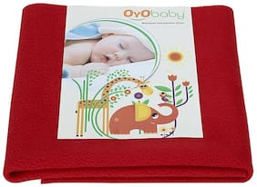 OYO BABY Quickly Dry sheet for Babies Waterproof Bed Protector Small Size (70 cm X 50 cm)