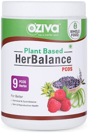 Oziva Plant Based Herbalance for PCOS 250g
