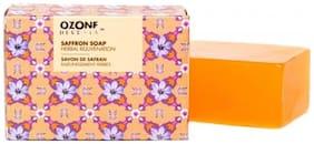 Ozone Ayurvedics Saffron Soap (Pack of 1)