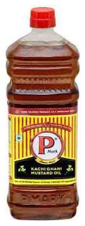 P MARK KACCHI GHANI MUSTARD OIL 1 L