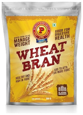 P Mark Wheat Bran 500 g