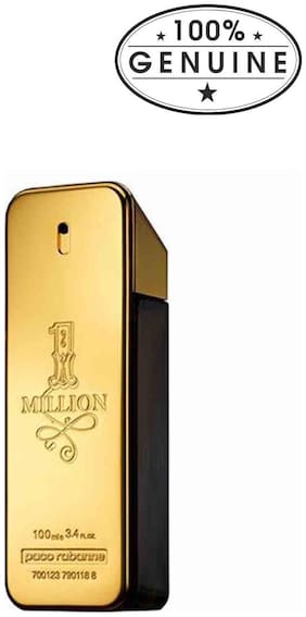 Paco Rabanne One Million For Men EDT Perfume (100 ml X 2)