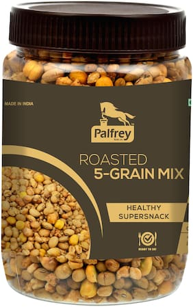 Palfrey Roasted 5-Grain Mix Healthy Supersnacks 300gm
