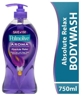 Palmolive Bodywash - Aroma Therapy  Absolute Relax Imported  Shower Gel 750 ml