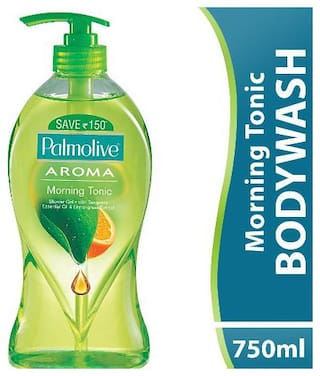 Palmolive Bodywash - Aroma Therapy  Morning Tonic Imported Shower Gel 750 ml