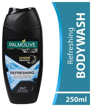 Palmolive Men Bodywash - Refreshing  Imported Shower gel 250 ml