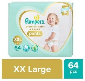 Pampers  Premium Care XXL - 64 Diaper Pants 64 pcs