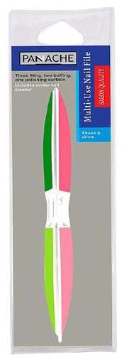 Panache Multi-Use Nail File 1 pc