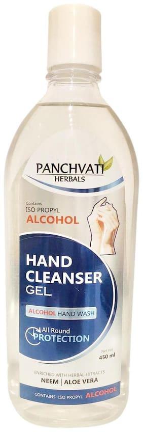 Panchvati Herbals Hand Cleanser Gel, 450 ml