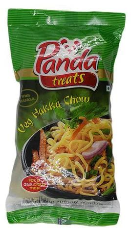 Panda Treats Hakka Noodles - Veg, without Masala 200 g