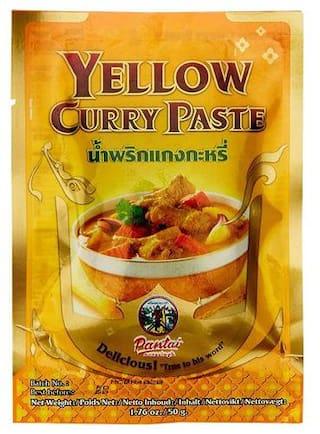 Pantai Curry Paste - Yellow 50 g