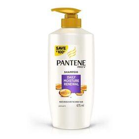 Pantene Daily Moisture Renewal Shampoo 675 ml