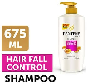 Pantene Shampoo Hair Fall Control 675 ml