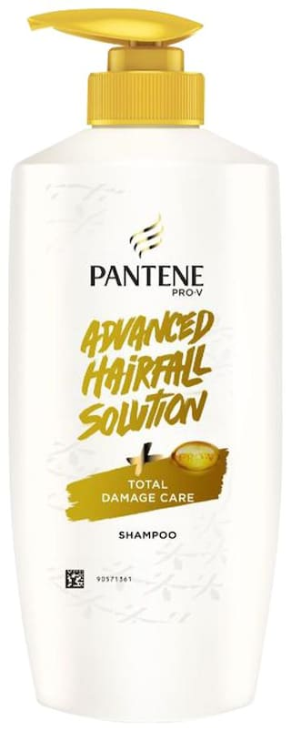 Pantene Shampoo Total Damage Care 650 ml