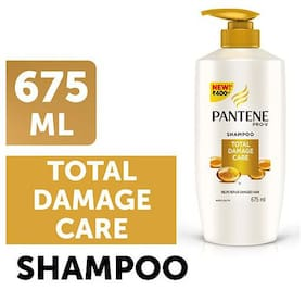 Pantene Shampoo Total Damage Care 675 Ml