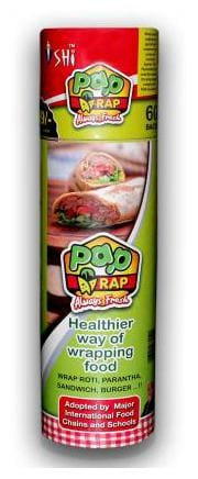 Pap Wrap Food Wrapping Paper 60 Sheets (Pack of 1)