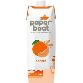 Paper Boat Santra Juice 1L Pack Of 2