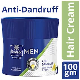 Parachute Advansed Men Hair Cream - Anti-Dandruff 100 g