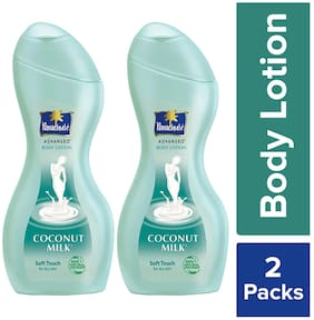 Parachute Advansed Body Lotion Soft Touch, 250 ml(Pack of 2)