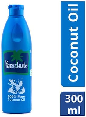 Parachute  Coconut Oil - 100% Pure 300 ml