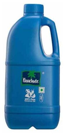 Parachute Coconut Oil - 100% Pure 1 L