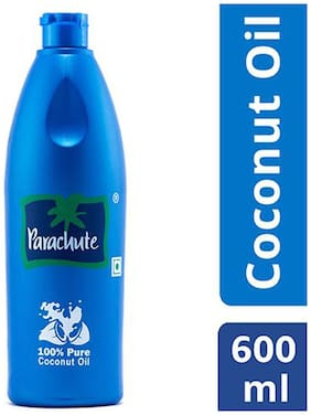 Parachute  Coconut Oil - 100% Pure 600 ml