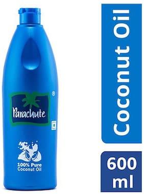 Parachute  Coconut Oil - 100% Pure 600 ml