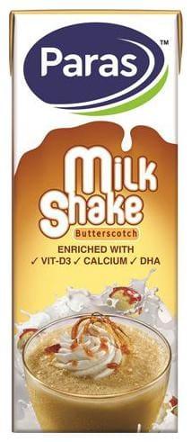 Paras Milkshake Butterscotch 180 ml