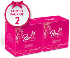 Paree Prima combo Ultra soft Breathable Sanitary Pads XL-20 Pads (Pack of 2)