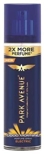 Park avenue Perfume Spray - Electric, Good Morning 135 ml