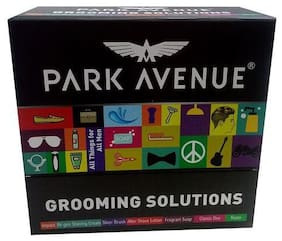 Park avenue Grooming Solutions Kit 300 gm