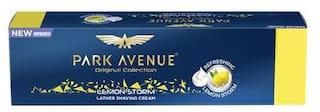 Park Avenue Lemon Storm Lather Shaving Cream 60 g