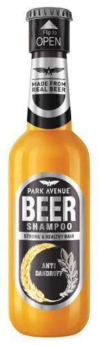 Park Avenue Beer Shampoo - Anti Dandruff 180 Ml