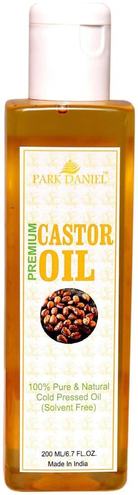 Park Daniel Premium Cold Pressed Castor Oil (200 ml )