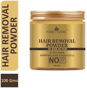PARK DANIEL Removal Powder 100 g Pack 0f 1