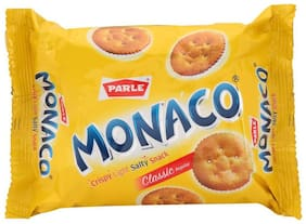 Parle Biscuits - Monaco Salted Snack 75.4 Gm