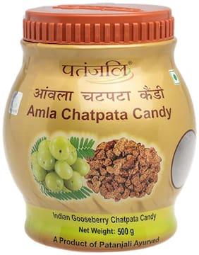 Patanjali Amla Chatpata Candy 500 Gm