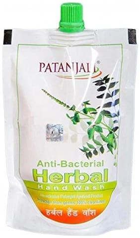 Patanjali Anti Bacterial Herbal Handwash 200Ml