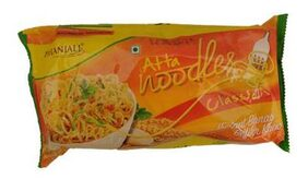 Patanjali Atta Noodles Classic-family pack 240 g