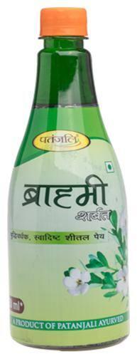 Patanjali Brahmi Sharbat  750ml (Pack of 2)