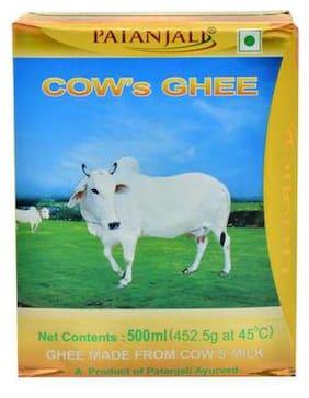 Patanjali Cow Ghee 500 ml