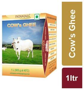 Patanjali Cow's Ghee 1 L