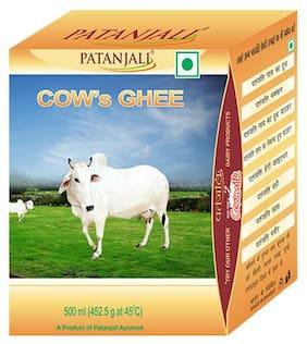 Patanjali Cow's Ghee 500 ml