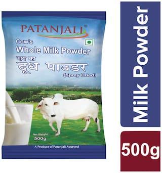 Patanjali Cow's Whole Milk Powder 500gm