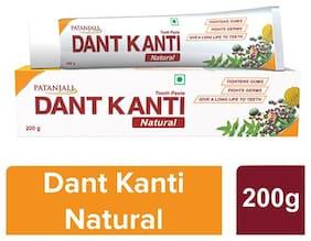 Patanjali Dant Knati Natural 200 G