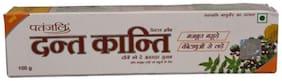 Patanjali Dant Kanti 100 gm (Pack of 2)