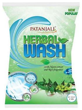 Patanjali Detergent Powder - Herbal Wash 2 kg