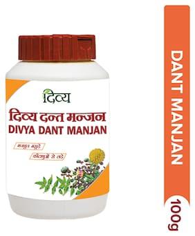 Patanjali Divya Dant Manjan 100 g