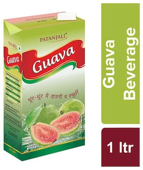 Patanjali Guava juice 1L (Pack of 1)