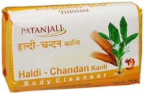 Patanjali Haldi Chandan Kanti Body Cleanser 75Gm